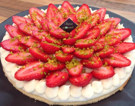 , Dessert : Le Comptoir de l'Atelier Gourmet