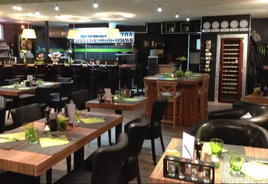 , Restaurant : Le Comptoir de l'Atelier Gourmet