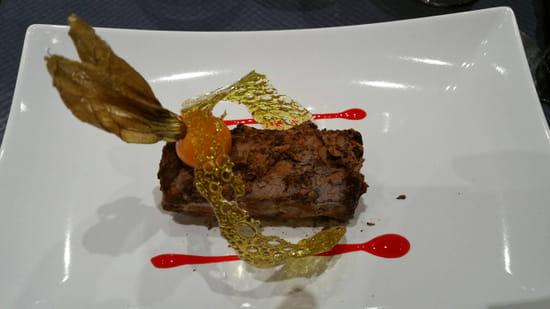 , Dessert : Le Concorde