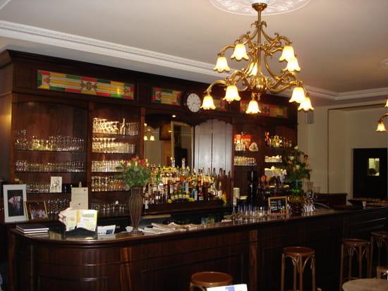 Le Coq d'Or  - Le bar -