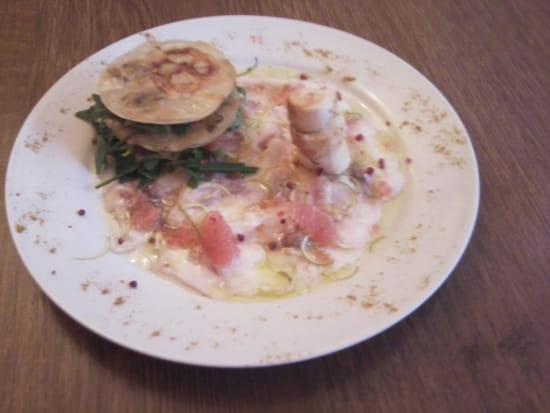 Le Coralli  - plat menu -