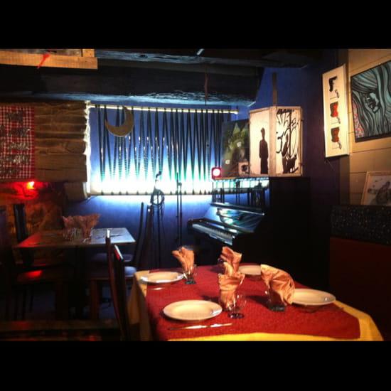 , Restaurant : LE CROQUERVOL