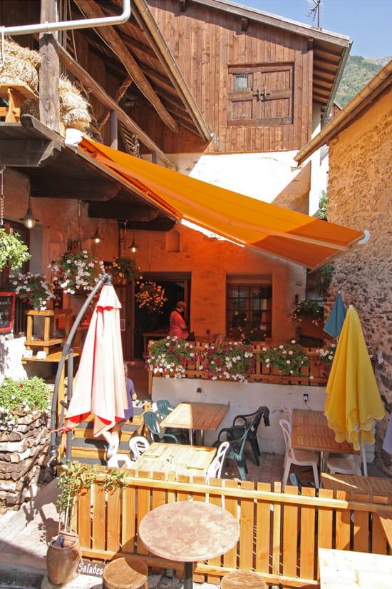 Le Dolilou  - terrasse été  -