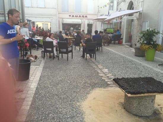 , Restaurant : Le Dorian's  - Petite soirée improvisée -