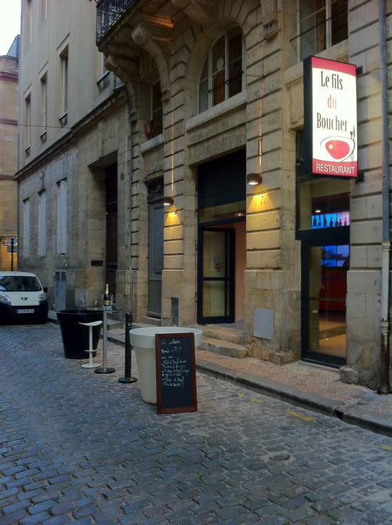 Le Fils du Boucher Bordeaux