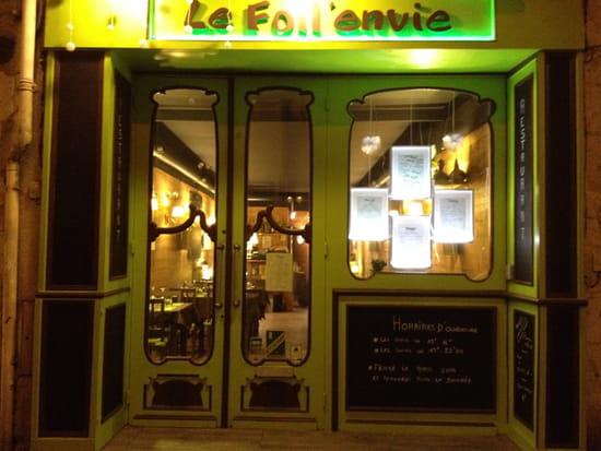 Le Foll'envie  - Rue Voltaire -   © Le Foll'envie