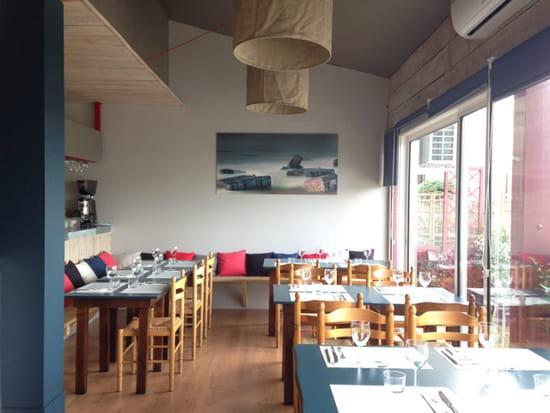 , Restaurant : Le Fou à Pieds Rouges