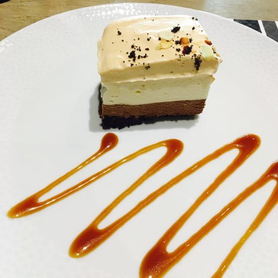 , Dessert : Le Foucrêpe's  - Gâteau pâtissier du chef  -