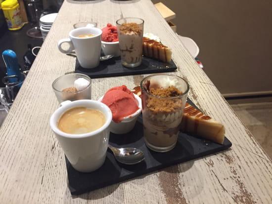 , Dessert : Le Foucrêpe's  - Café gourmand du moment !  -