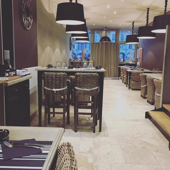 , Restaurant : Le Foucrêpe's  - Salle du bas  -
