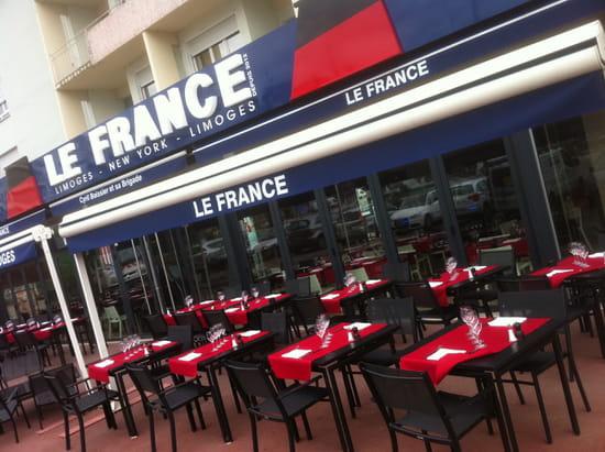 Le France Bar Brasserie Restaurant depuis 2012