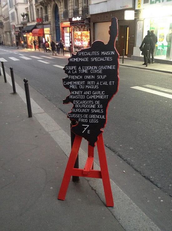 Le Frigo Rouge Bistrot Restaurant  - SPECIALITES DE LA MAISON -   © MOI MEME