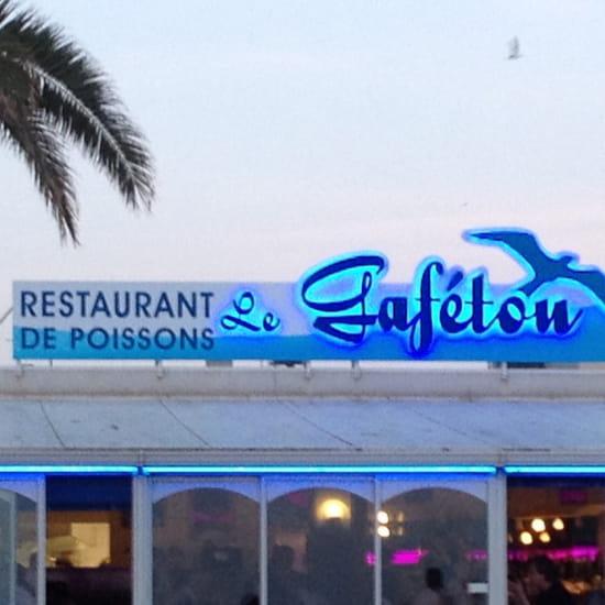 , Restaurant : Le Gafetou