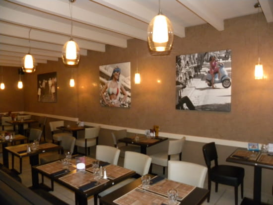 LE GARBAN  - Notre salle restaurant -