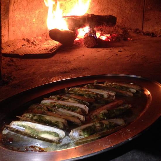, Entrée : Le Gard 1895  - Couteaux à la provençale au feu de bois -