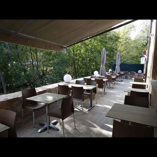 , Restaurant : Le Gard 1895  - Terrasse 60 personnes -