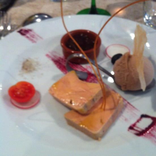 , Entrée : Le Gourmet