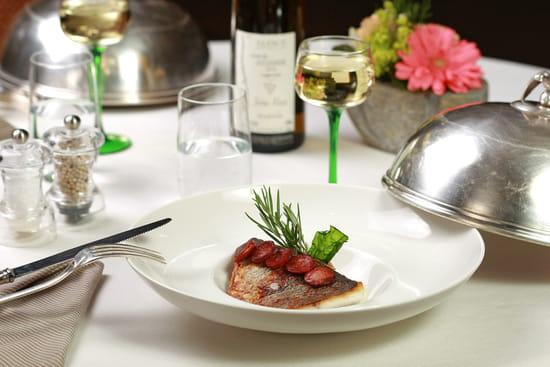 Le Gourmet de l'Ile  - Le poisson -   © GEF