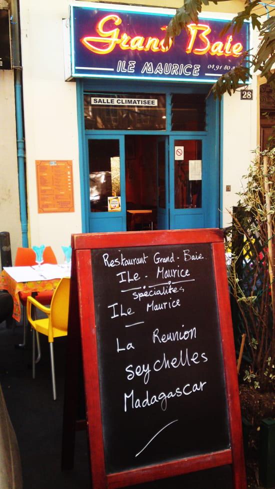 Le Grand Baie  - Restaurant le Grand BAie Marseille -   © Estelle P.