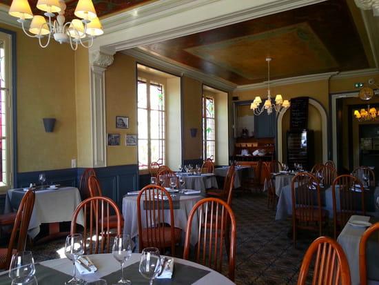 Le Grand H U00f4tel Ch U00e2teau Du Loir  Restaurant De Cuisine