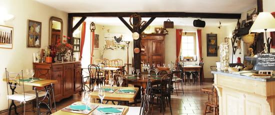 Le Grand Jardin  - la salle de restaurant -   © Didier Favre