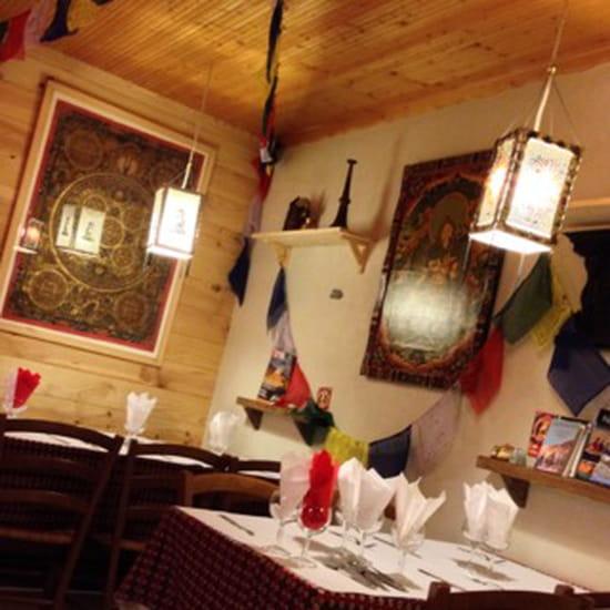 , Restaurant : Le Great Himalaya  - L'intérieur  -