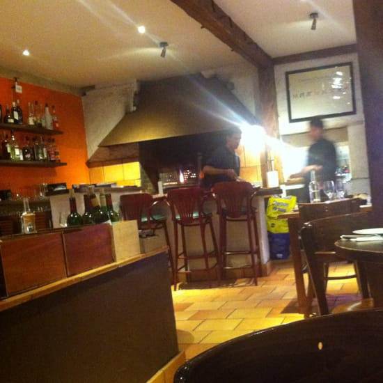 , Restaurant : Le Grill Bordelais