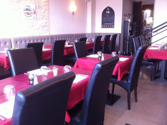 , Restaurant : Le grill du moulin  - New style... -