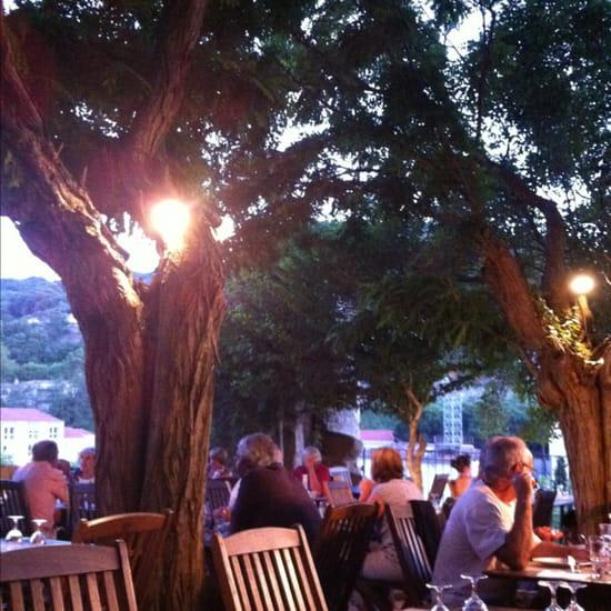 , Restaurant : Le Jardin de l'Echauguette