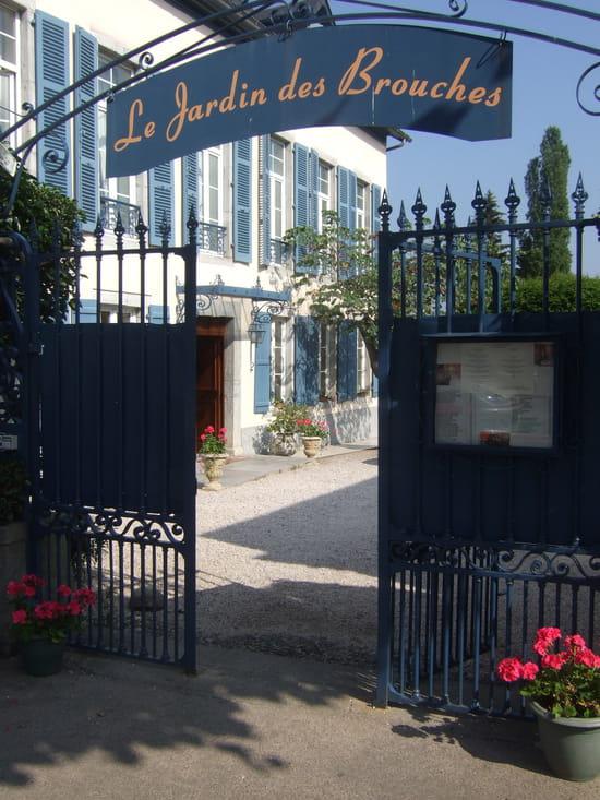 Le jardin des brouches restaurant gastronomique for Restaurant avec jardin 92