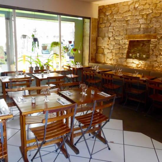Le jardin des p tes restaurant italien paris avec for Resto avec jardin