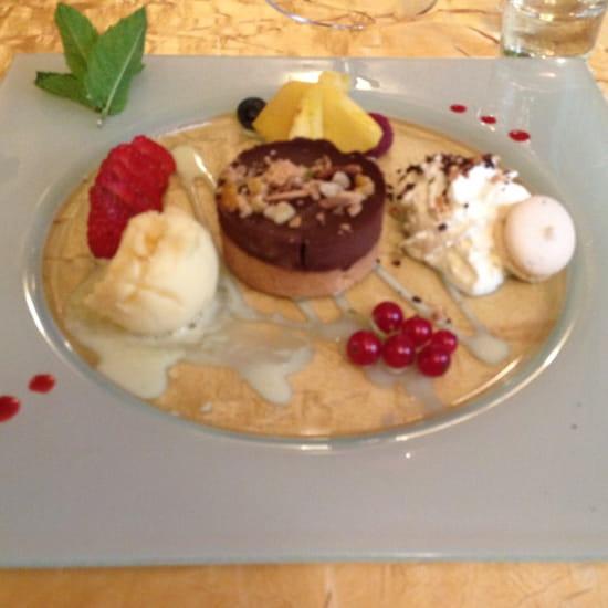 Le jardin des quatre saisons restaurant de cuisine for Jardin quatre saisons albi