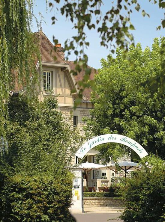 Le Jardin des Remparts