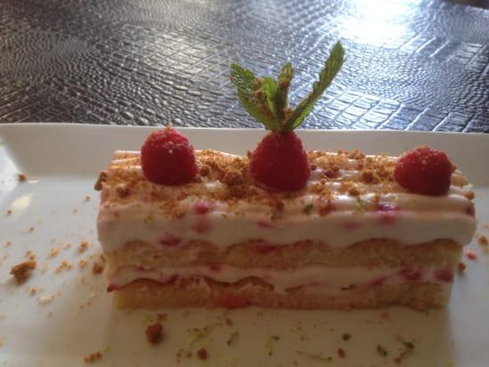 , Dessert : Le Jardin Des Roches