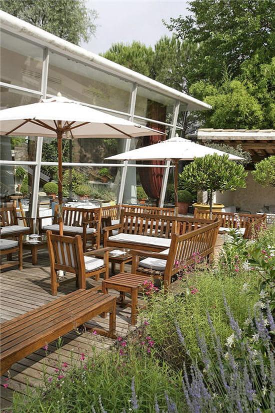 Le jardin des sens restaurant gastronomique montpellier for Le jardin des sens
