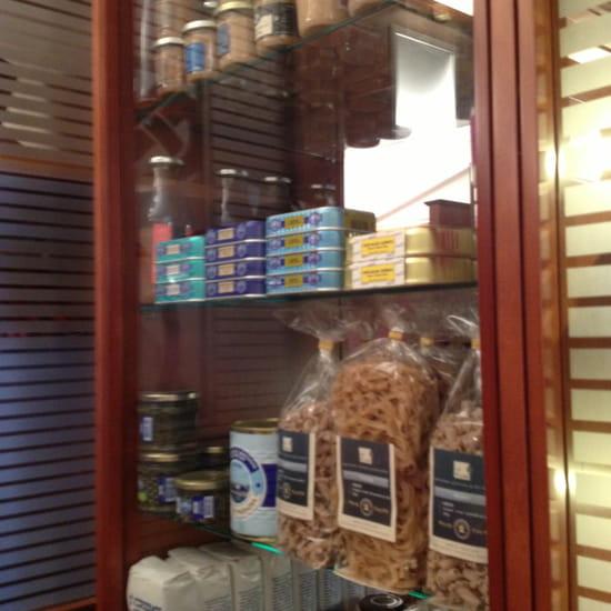 , Restaurant : Le Jardin Gourmand  - Les produits en vente -
