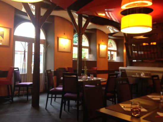 , Restaurant : Le Jardin Gourmand  - Salle -