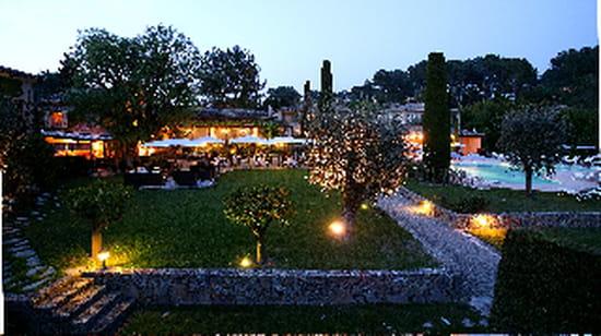 Le jardin h tel de mougins restaurant gastronomique - Hotel de mougins restaurant le jardin ...