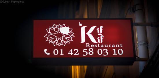 Le Kif-Kif