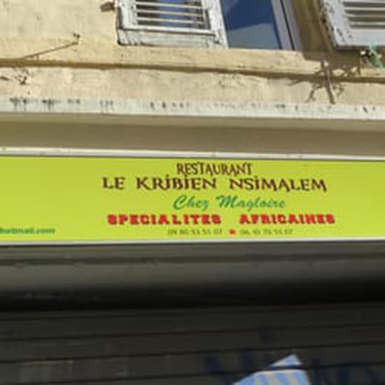 Le Kribien Nsilamen Chez Magloire