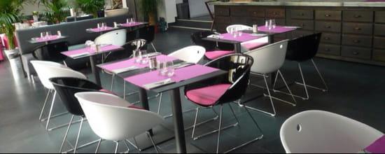 , Restaurant : Le Loft  - Salle restaurant -