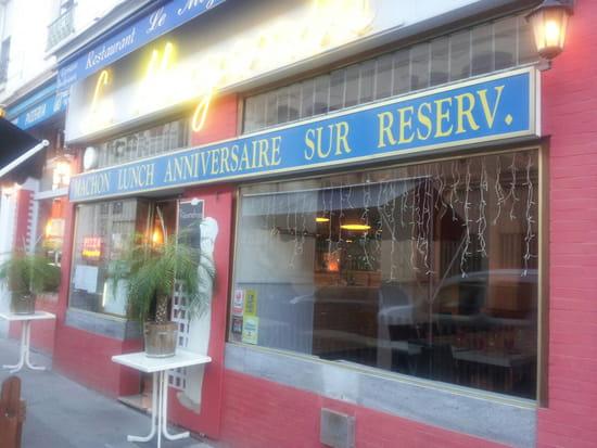 , Restaurant : Le Magenta