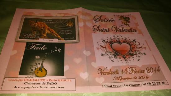 Le Malcata  - St valentin au malcata - soirée fado -