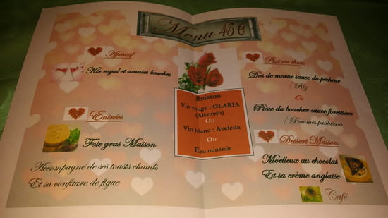 Le Malcata  - St valentin au malcata -