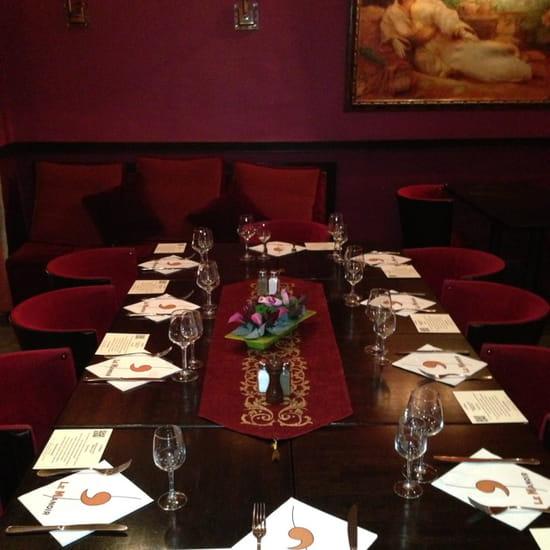 , Restaurant : Le Manoir