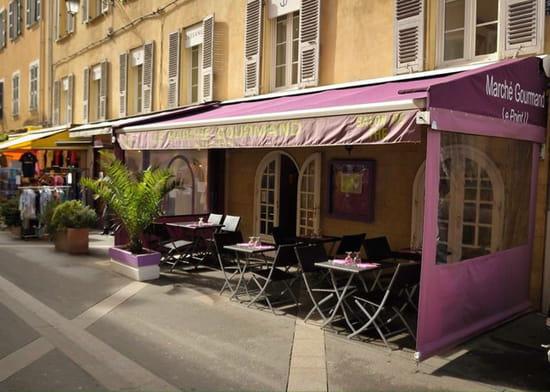 , Restaurant : Le Marché Gourmand