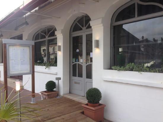, Entrée : Le Margaux  - Entrée du restaurant  -