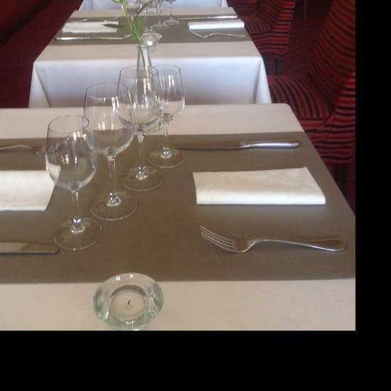 , Restaurant : Le Margaux  - Salle -