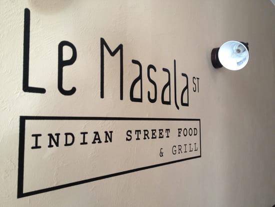 Le Masala Street