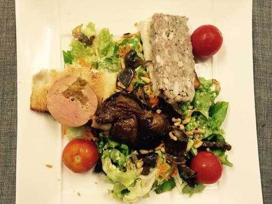 , Plat : Le Mel'Laure  - Salade landaise -